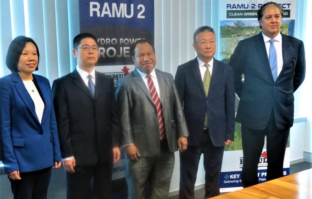 Ramu 2 Hydropower Project to boost power generation: Duma