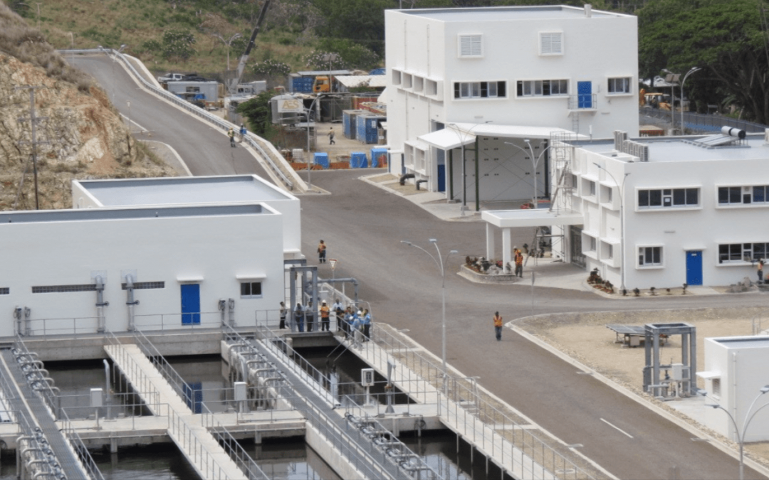 Port Moresby Sewerage Systems Upgrading Project