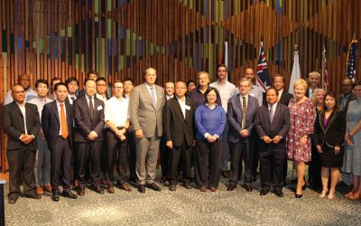 Kumul Consolidated Holdings hosts infrastructure investment summit with Australia, Japan, New Zealand and the US