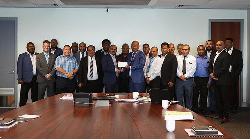 KCH staff raise K500,000 for Australian bushfire relief
