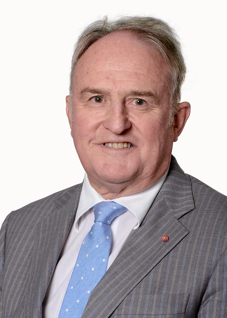 Ian Clarke, OBE