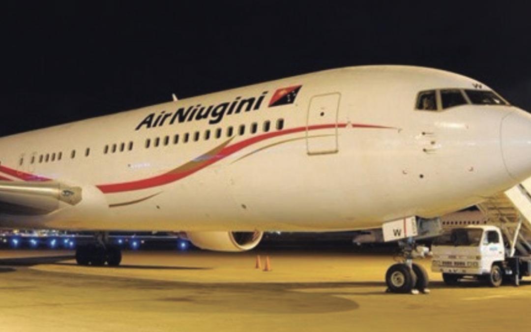 Air Niugini putting people first in fight against coronavirus