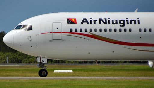 Air Niugini bans international passengers